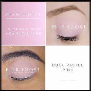 Pink Frost ShadowSense Creme to Powder Eyeshadow